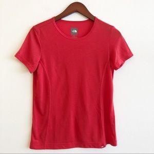 THE NORTH FACE Valor Wick Lightweight Tee SZ M